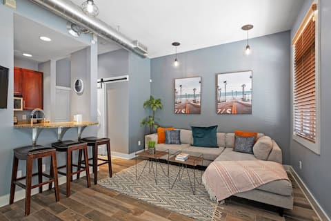 Downtown Chattanooga Loft Heart of the City