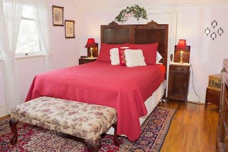 QN bdrm w private bath SYRAH - Sonora - Bed & Breakfast
