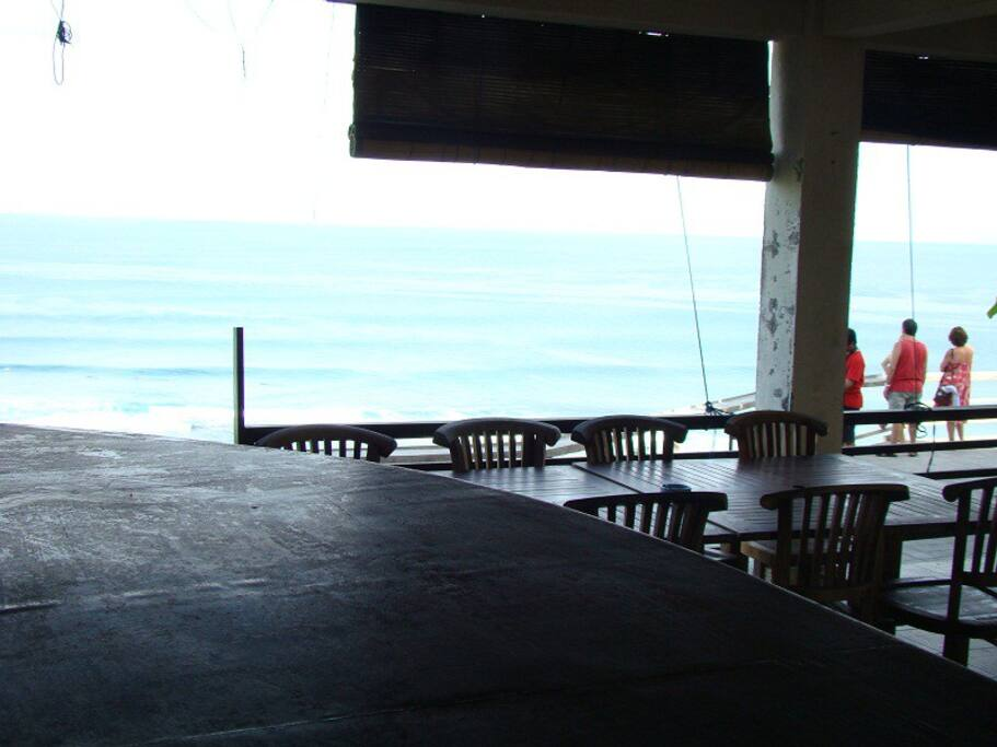 Ocean view Ketty Warung