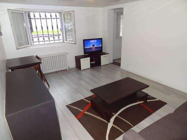 Appartement F1 centre ville LH  - Le Havre