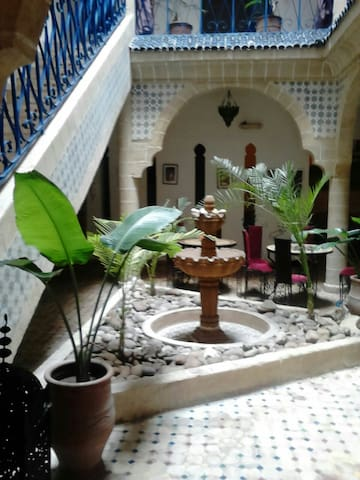 Riad Jemalhi Mogador - Essaouira - Bed & Breakfast