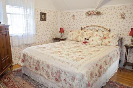 KING bdrm w private bath Barbera - Sonora - Bed & Breakfast