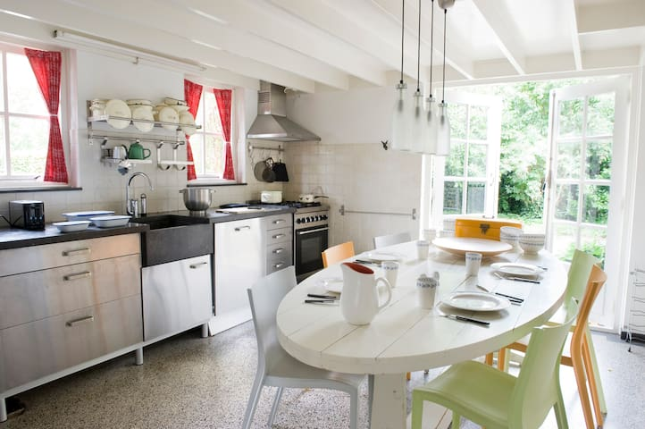 Ferienwohnung in Friesland - Oudega - Cabana