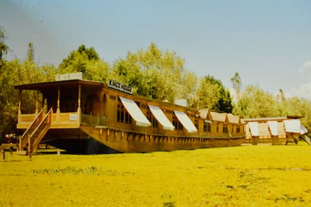 kings houseboats - 船