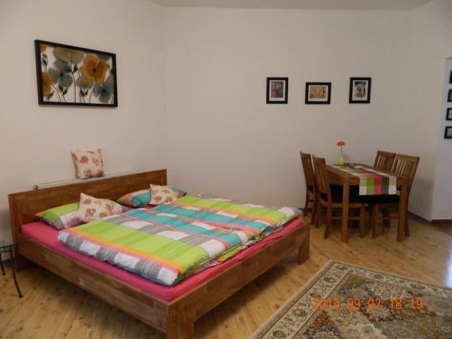 Ferienwohnung Stadtmitte  EG-RECHTS - Kevelaer - Condominium