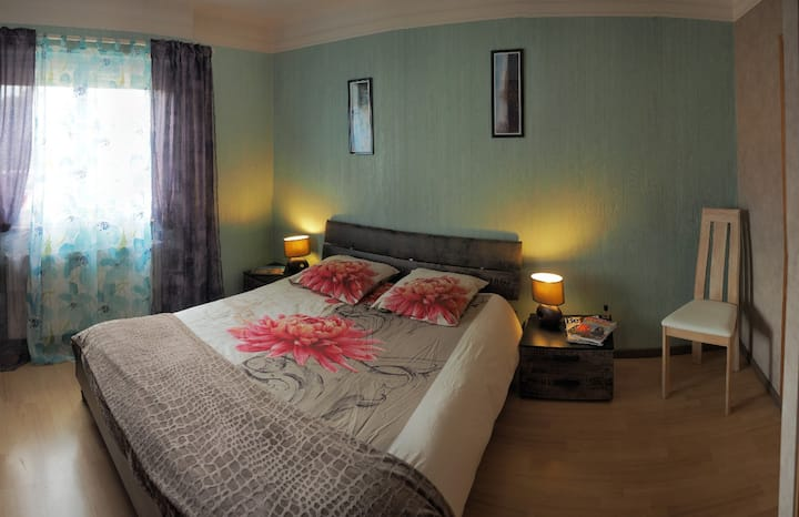 Guest Room - near Colmar, in Meyenheim