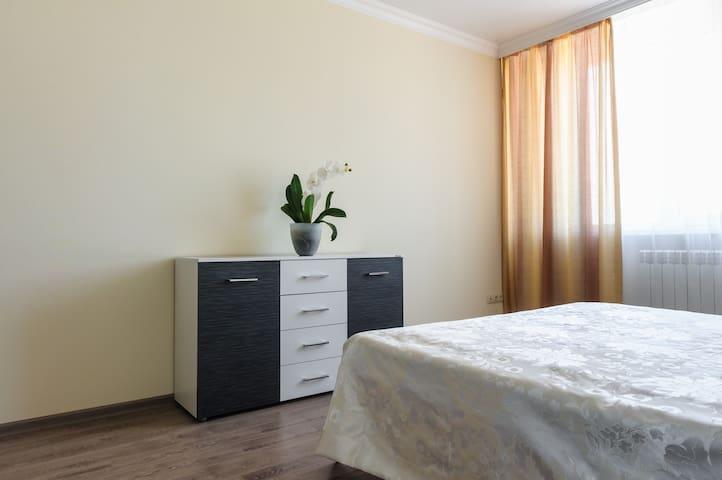 2комнатная квартира в центре города - Rostov - Apartamento