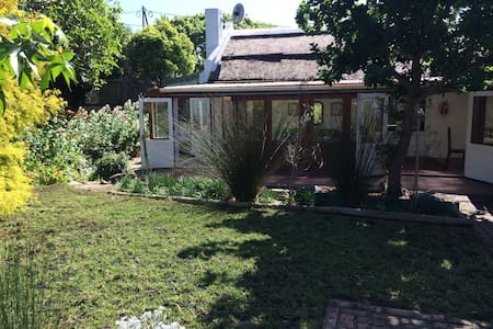 Carneddie - a place in the garden - Bredasdorp - House