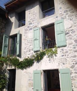 La maison du guide à St Nazaire - Saint-Nazaire-les-Eymes
