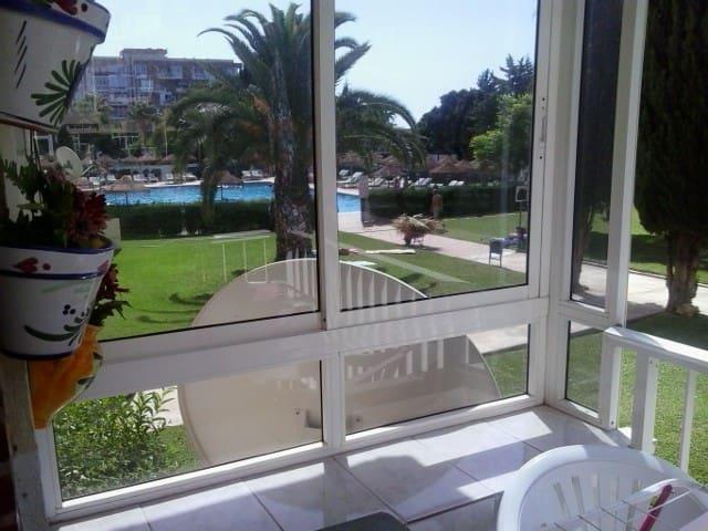 Bonito Apartamento en Benalmádena - Benalmádena - Apto. en complejo residencial