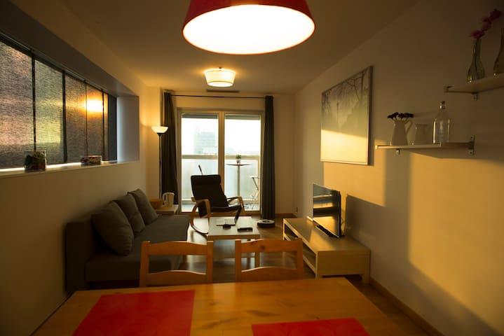 Plaza europa 1-3,18A - L'Hospitalet de Llobregat - Appartement