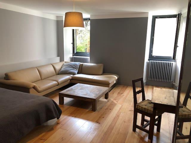 Appartement au pied de la Forclaz/ du lac d'Annecy