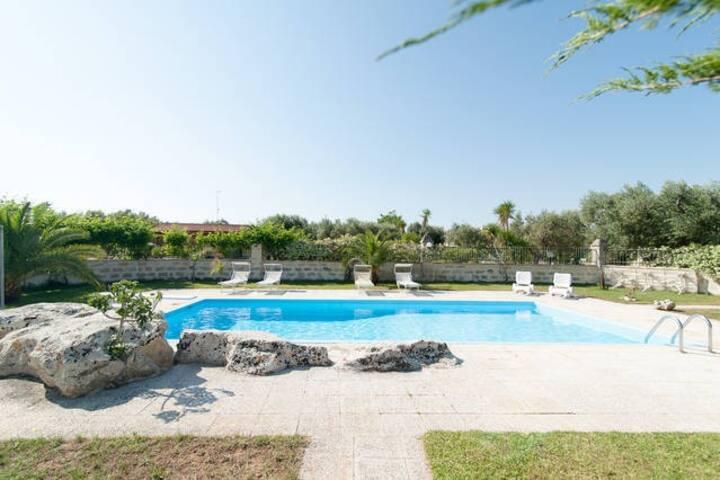 """""""La Chiesura 2"""" appartamento in villa con piscina"""