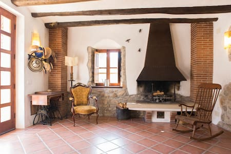 Big eco countryhouse near Barcelona - Els Hostalets de Pierola