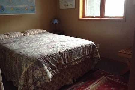 Country home on small horse farm. - Mount Pleasant - Apartemen