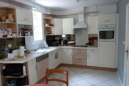 villa F3 meuble méditeranéenne - Prades-le-Lez - Villa