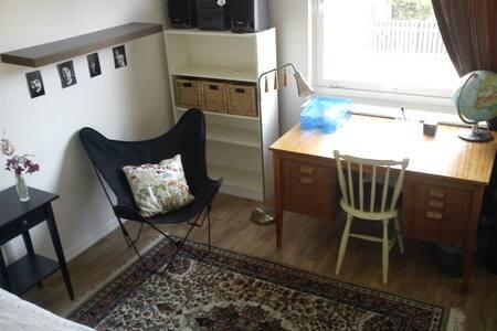 Rum i 3:a centrala Umeå - Umeå - Apartment