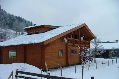 Luxe ***** Chalet Jottem - Bramberg am Wildkogel - Villa