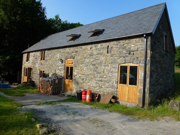 Converted Eco Barn ~ Tranquil B & B