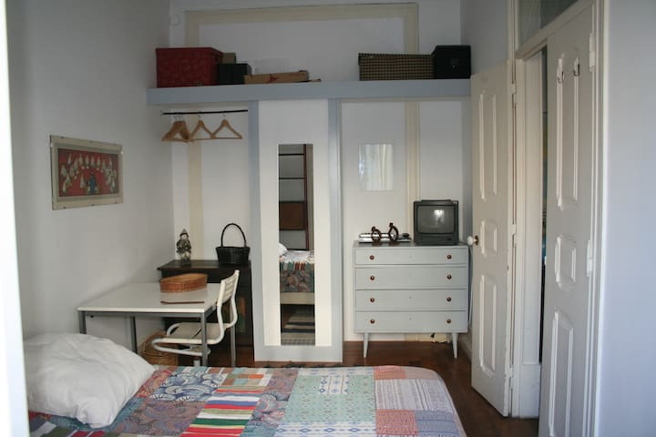 Your room in the city center - Lisboa - Apartment