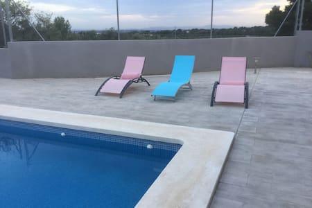 maison des oranges - Naquera - Villa