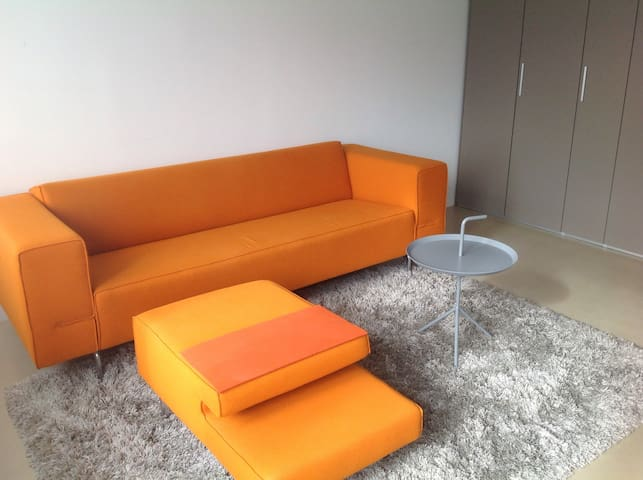 Design apartement nearby citycenter - Groningen - Apartment