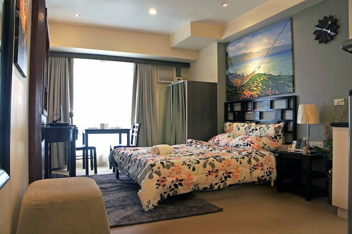 Cozy Hotel-like Living - Cebu City - Daire