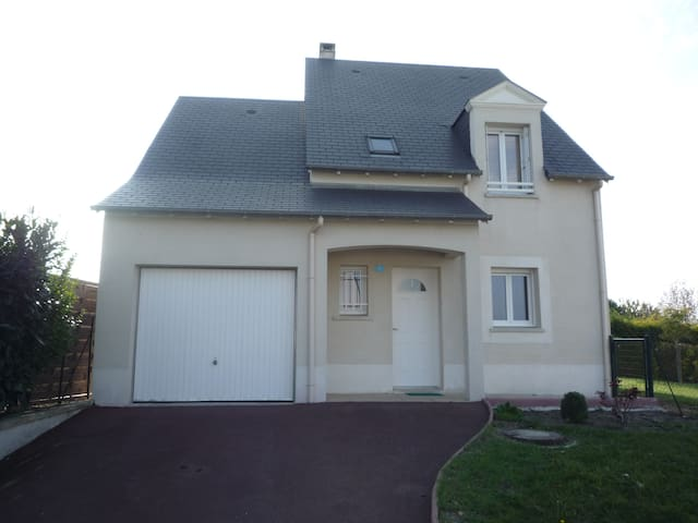 Maison cocooning - Savonnières - House