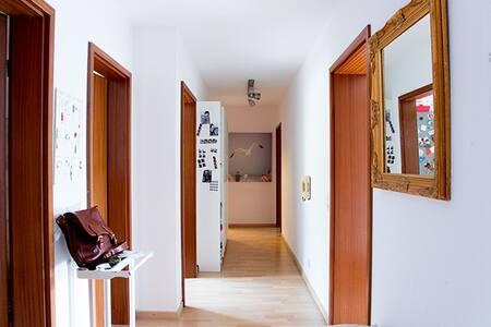 Stadtnahe Wohnung im Grünen! - Lägenhet