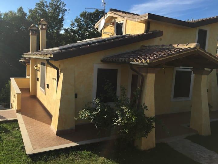 Wonderful Villa near to Rome Center