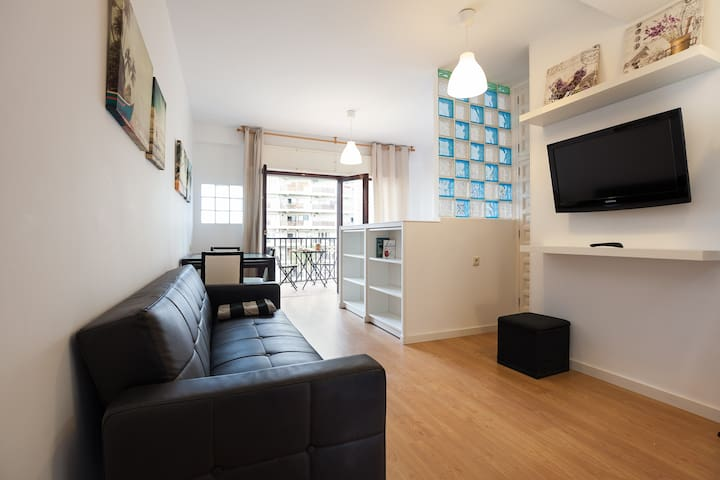 ¡¡¡Ideal para tus vacaciones!!! - Roquetas de Mar - Appartement