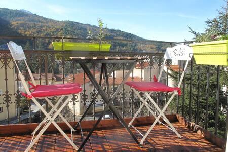 Appartement T2 Balcon vue montagne - Vernet-les-Bains
