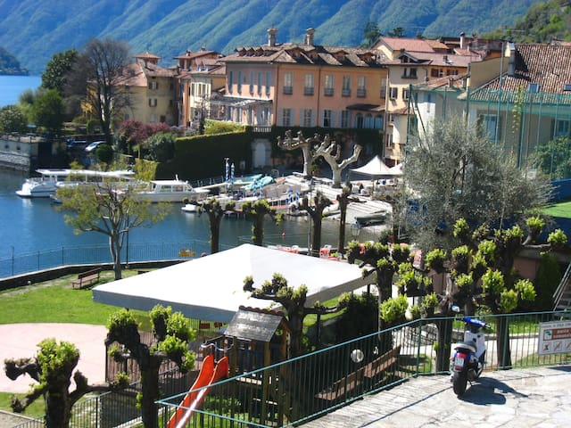 Family, Friends & Fun on Lake Como - Sala Comacina - Apartamento