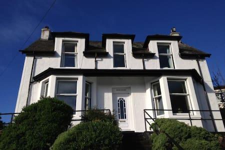 Bank House, Mallaig, Highland - Casa