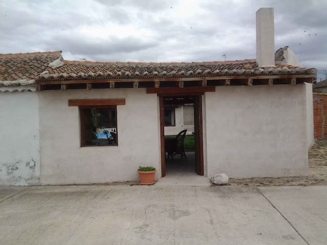 Casa ideal para desconectar - Llano de Olmedo - House