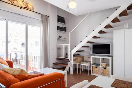 Holiday Apartment modern, cozy WIFI - El Rompido - Wohnung