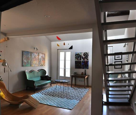 Living room / sejour