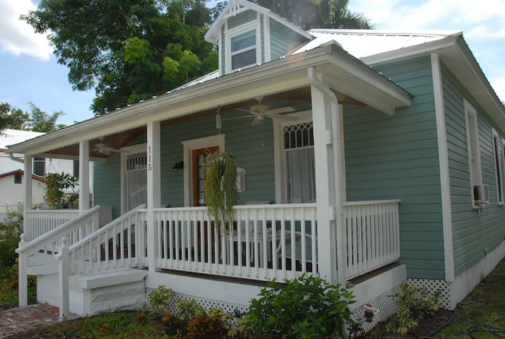 Rooms in historic district. - Punta Gorda - Bed & Breakfast