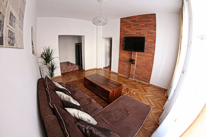 Apartment in the centre of Wroclaw - Wrocław - Apartemen