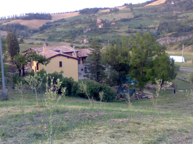 Family Home in Fattoria - Monte San Pietro - Apartment