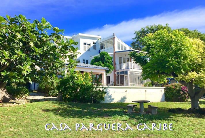 Parguera Caribe, coastal getaway.