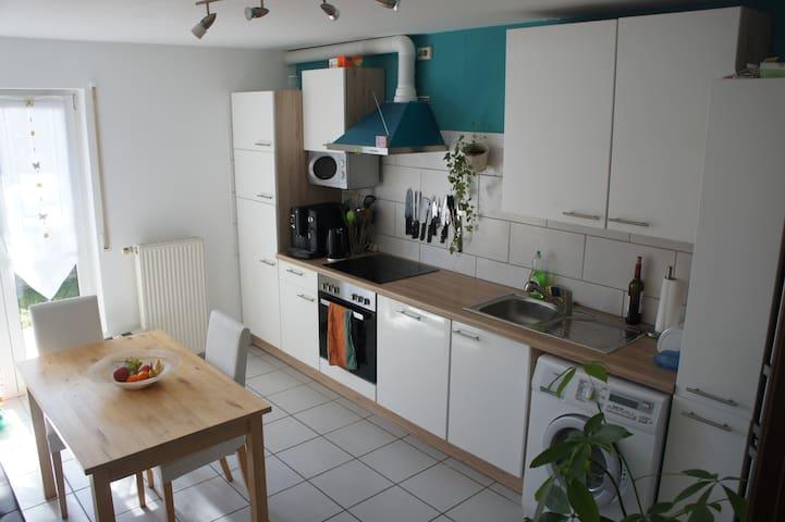 great connection to Messe, HBF Köln - Keulen - Appartement