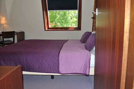 Compacte slaapkamer met badkamer - Spier