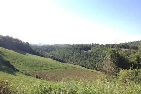 Verde e silenzio estremo - Pupaggi (Sellano) - Sellano - Townhouse