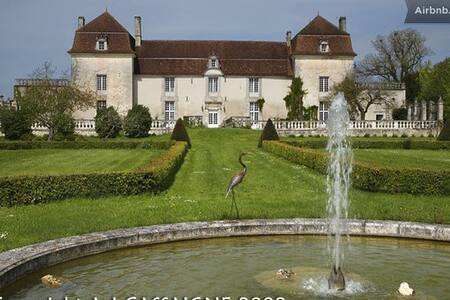 A beautiful castle in the Perigord  - Champagne-et-Fontaine