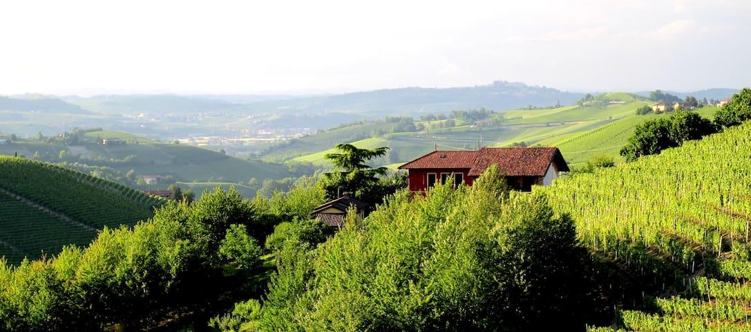 """Suite""""Bricco Cichetta"""" MIACLARA RELAIS-ALBA LANGHE - Alba - Villa"""