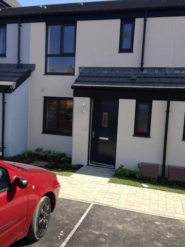 3 bedrooms, 2 double one single. - Cardiff - Haus