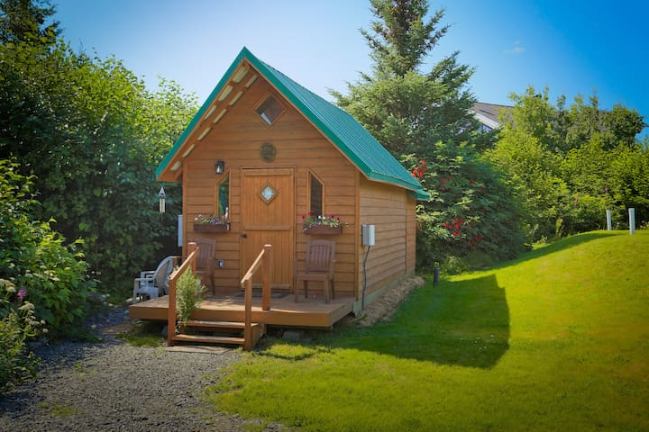 Charming Cabin: ' The Bears Den' - Homer - Chatka
