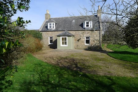 Spacious Double Room, Farm Cottage - Kintore