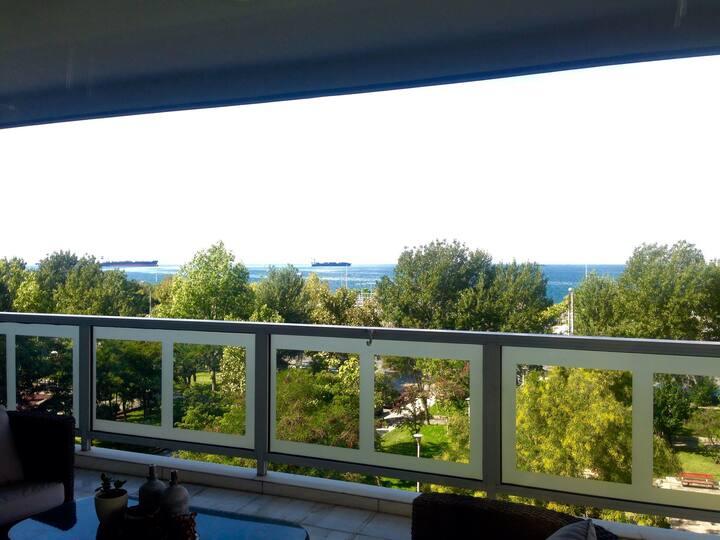 Luxurious apartment in Thessaloniki